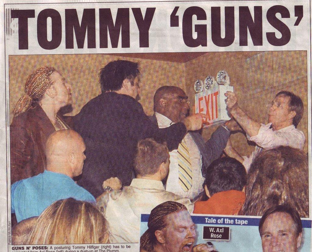 2006.05.20 - New York Post - Tommy Hilfiger Dresses Down Axl in Brawl Moss1010