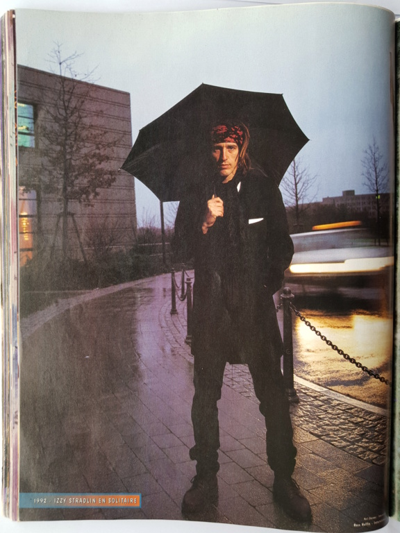 1993.02.DD - Hard Force (France) - Izzy Stradlin: The Dissident P621010