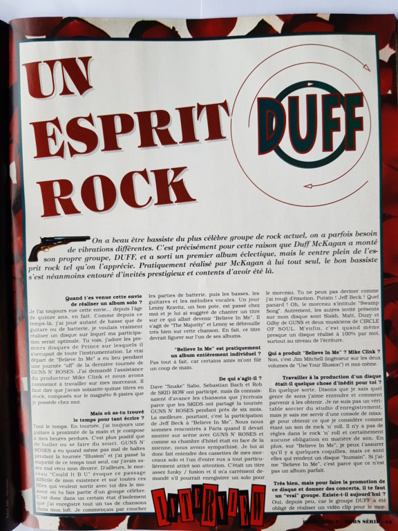 1993.10.DD - Hard Force (France) - Rock Spirit (Duff) P791010