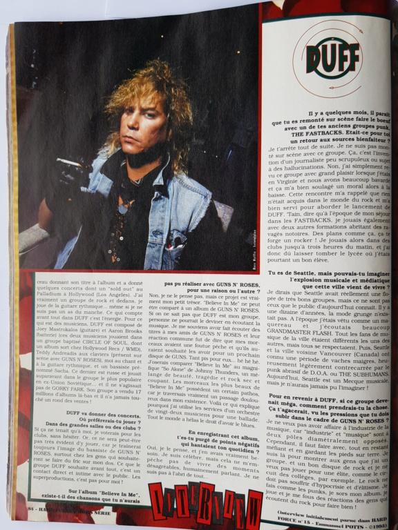 1993.10.DD - Hard Force (France) - Rock Spirit (Duff) P801010