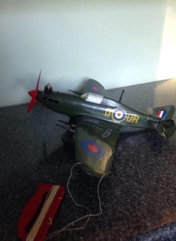 Keil Kraft Hawker Hurricane 61436910