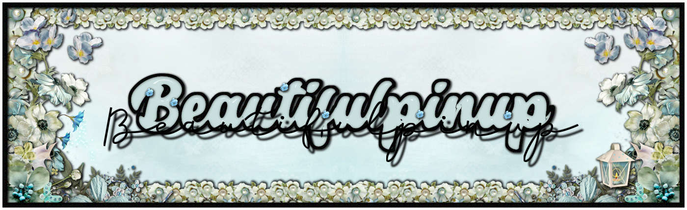 ✿ Bienvenue chez Beautifulpinup ✿