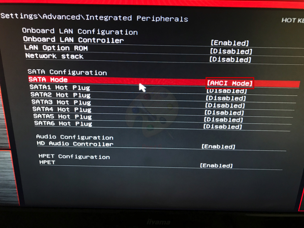MSI H87-G43 MacOs SIERRA HD Install Img_0016
