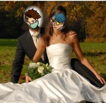 Mariage de Pmorganeq682 et de Almedia2500 Captu558