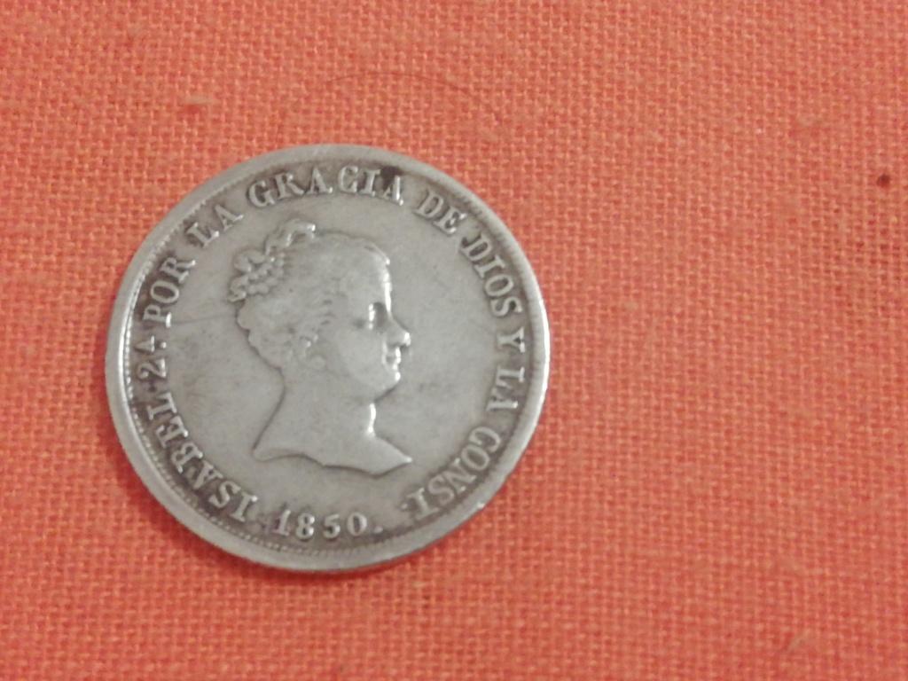2 reales 1850. Isabel II. Sevilla Img_2015