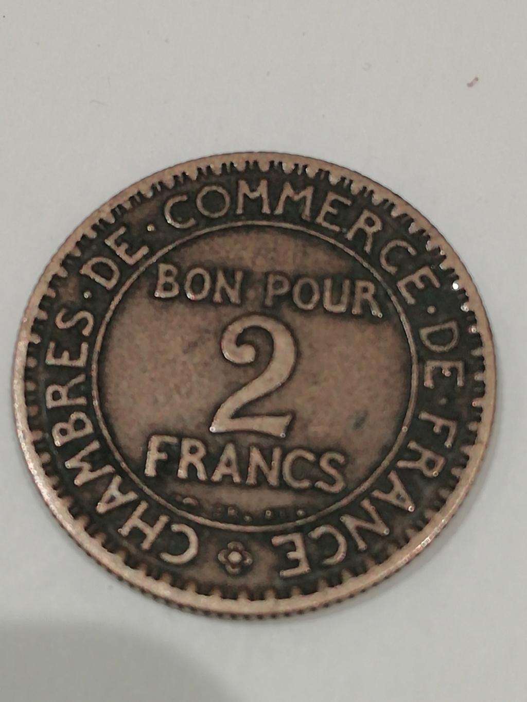 Jeton Francia 1923 Img_2043