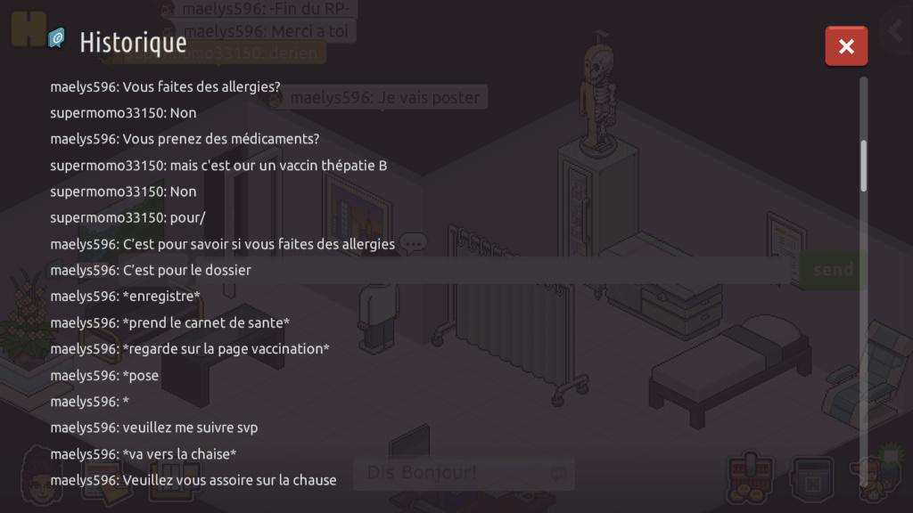[C.H.U] Rapports d'action RP de Maelys596  14a5d610
