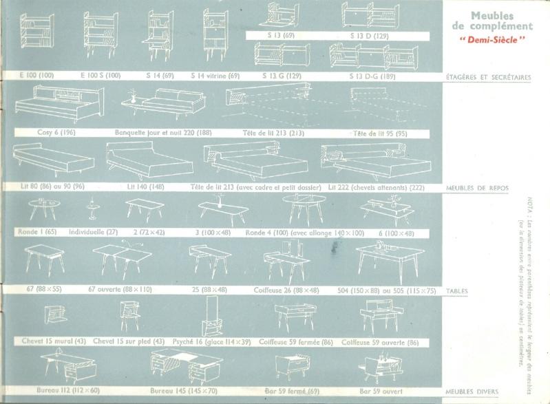 Petit meuble vintage en placage chène Image110