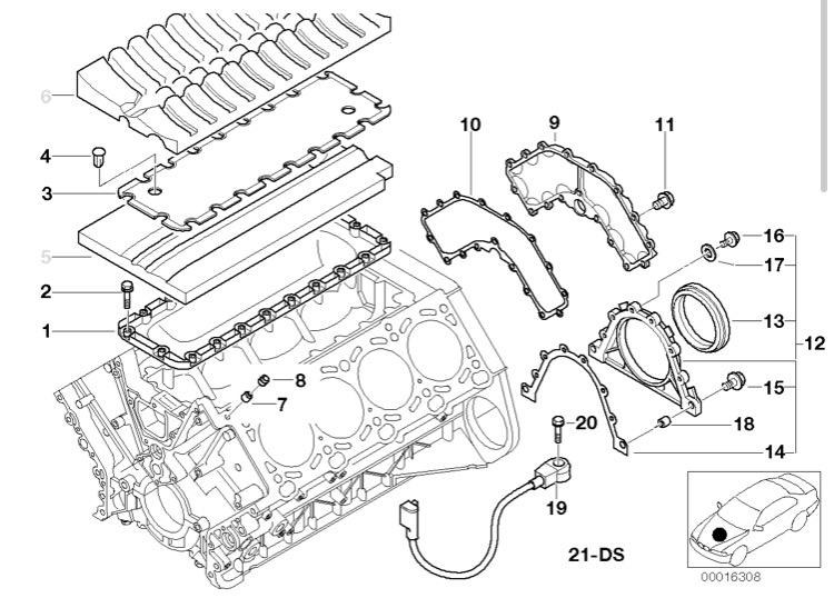 Fuite convertisseur A4321810