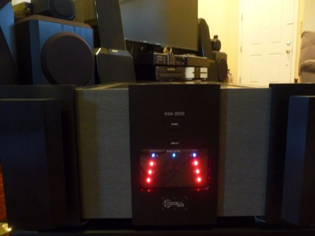 Krell KSA-300S Power Amplifier 300 watt x 2 channel Krell_10