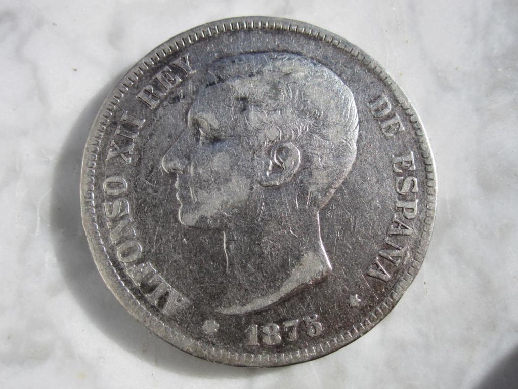 5 Pesetas 1875. Alfonso XII  5_pese22