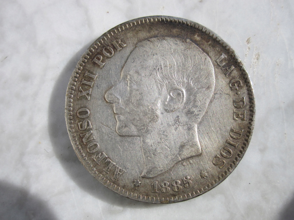 5 Pesetas 1885. Alfonso XII 5_pese27