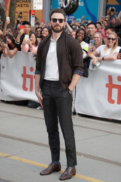 ¿Cuánto mide Chris Evans? - Altura - Real height Chrise10