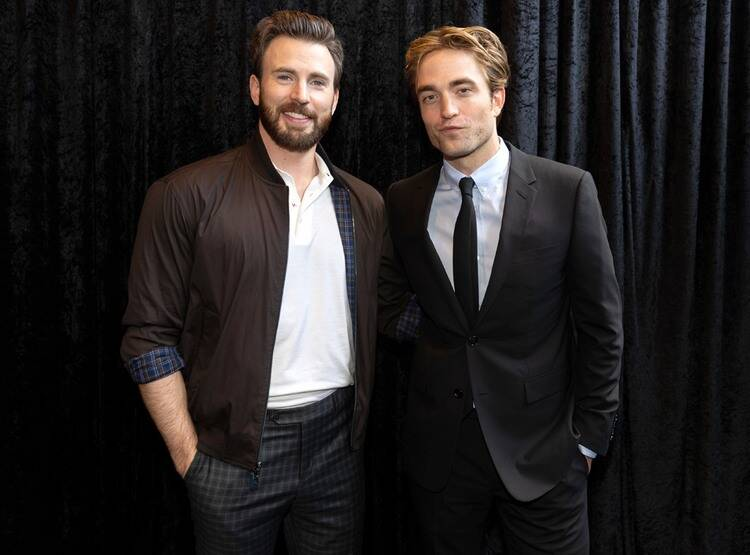 ¿Cuánto mide Chris Evans? - Altura - Real height Rs_10210