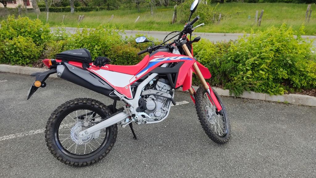 Modifs et accessoires Honda 300 CRF-L - Page 3 16218410