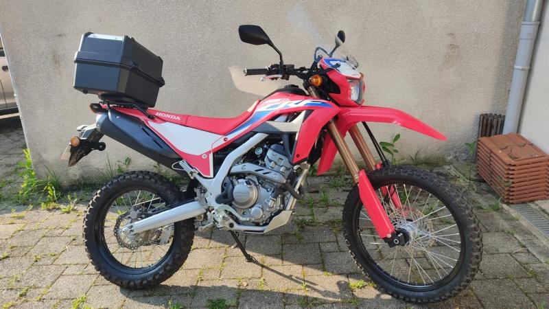 Modifs et accessoires Honda 300 CRF-L - Page 6 16269317