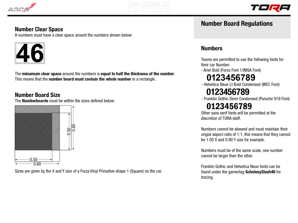 TORA ASCC 2021 - Livery Rules 2021_l44