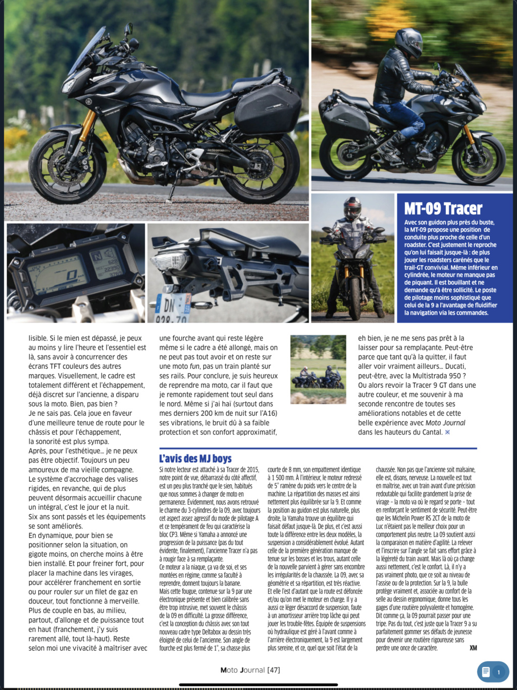 Nouvelle Tracer 2021 1 - Page 9 5ce30c10