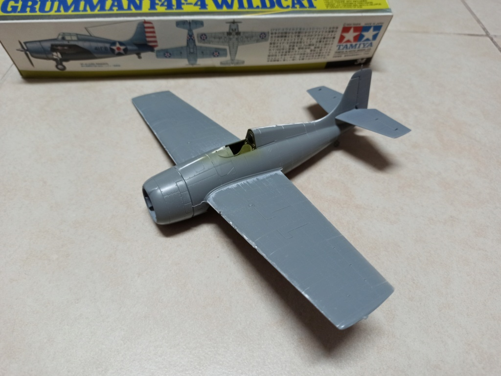 GRUMMAN F4F-4 WILDCAT, Tamiya 1/48 Img_2012