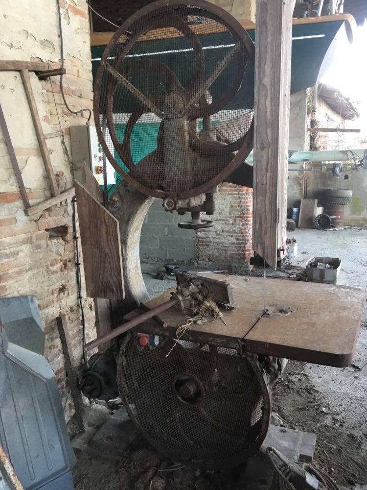 restauration anciennes machines bois Guillet & Fils 94092710