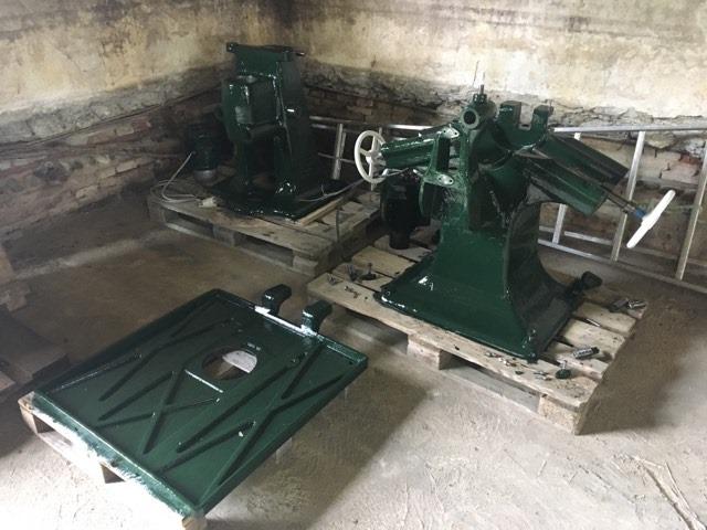 restauration anciennes machines bois Guillet & Fils - Page 5 94992210