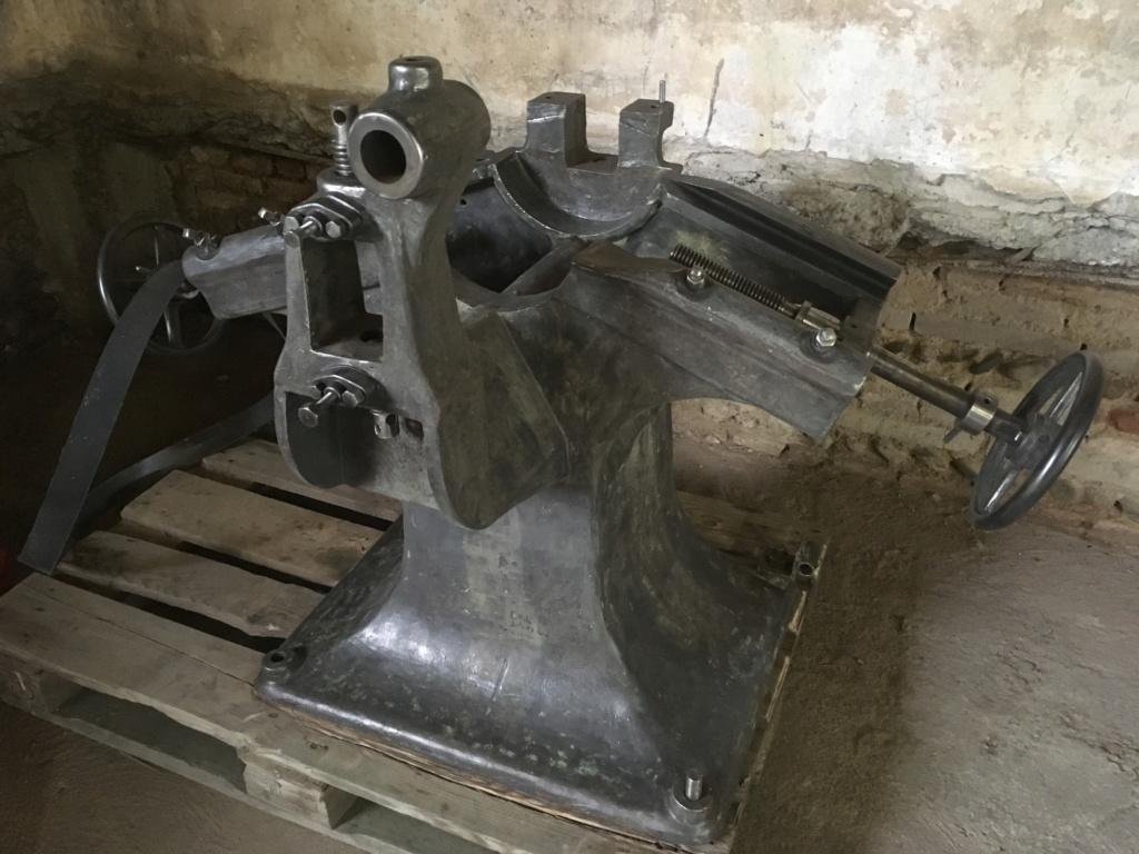 restauration anciennes machines bois Guillet & Fils Img_2622