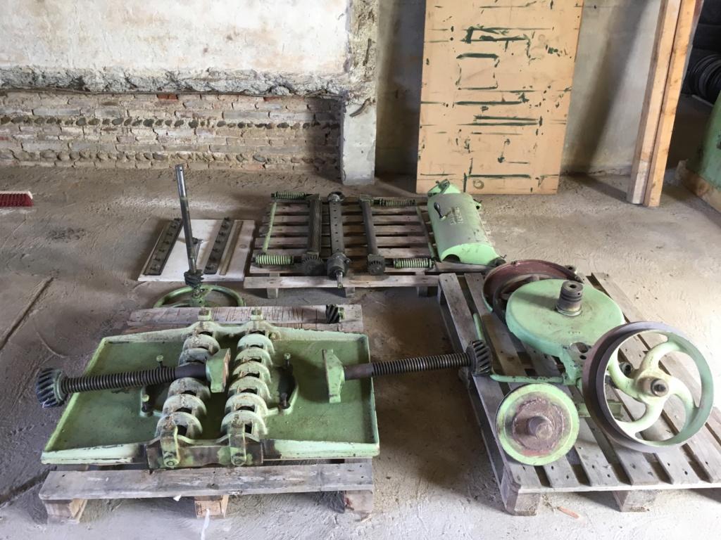 restauration anciennes machines bois Guillet & Fils - Page 7 Img_2723