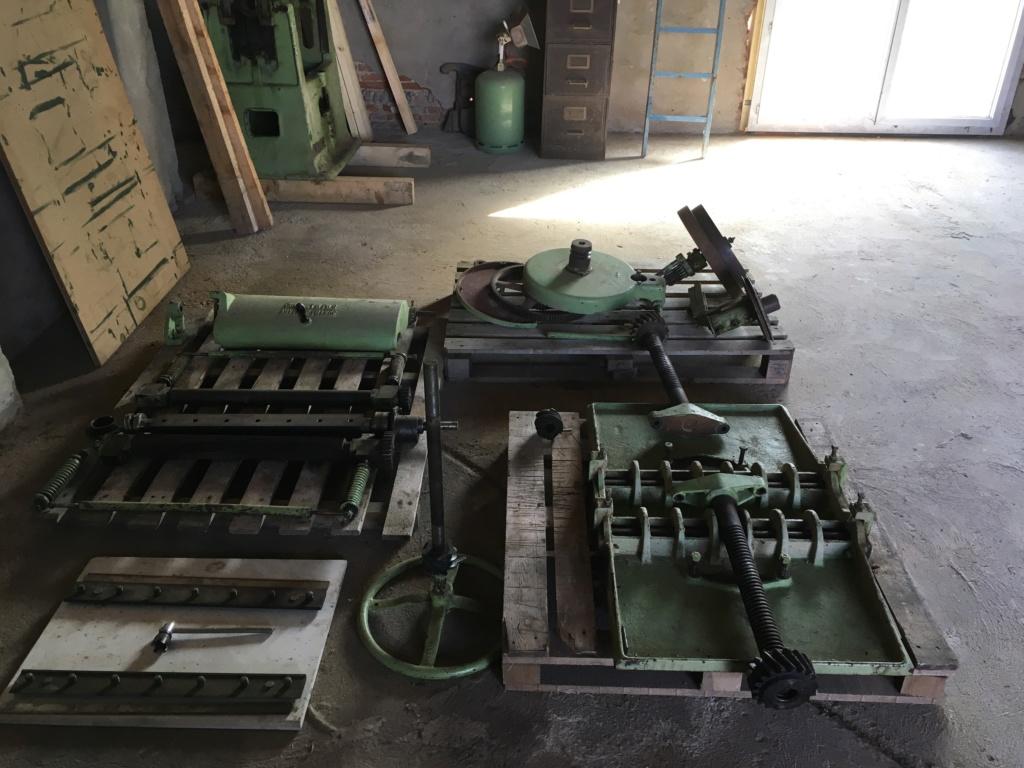 restauration anciennes machines bois Guillet & Fils - Page 7 Img_2724
