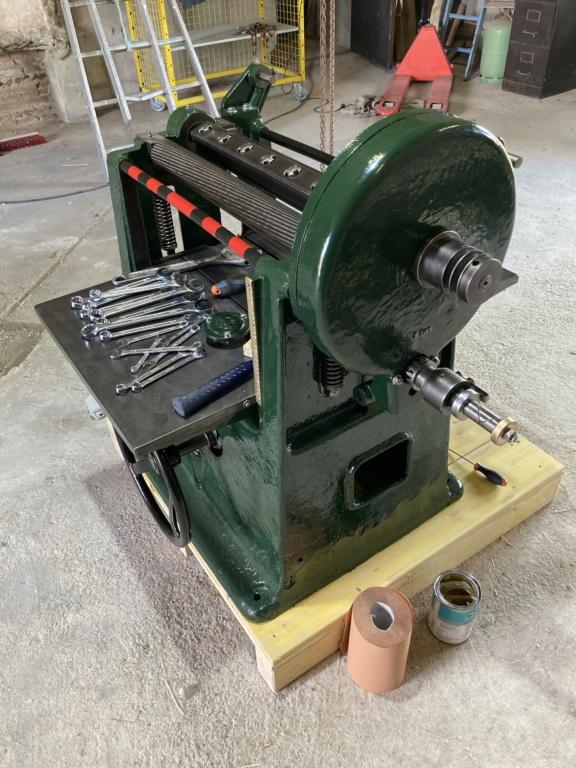 restauration anciennes machines bois Guillet & Fils - Page 8 Img_2813