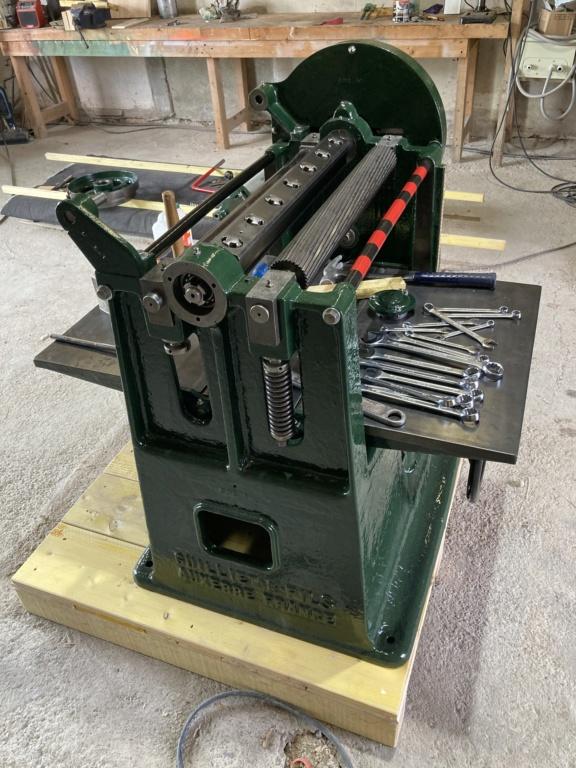 restauration anciennes machines bois Guillet & Fils - Page 9 Img_2815