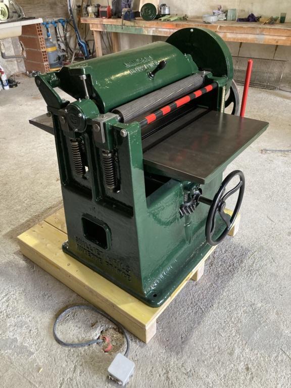 restauration anciennes machines bois Guillet & Fils - Page 9 Img_2816