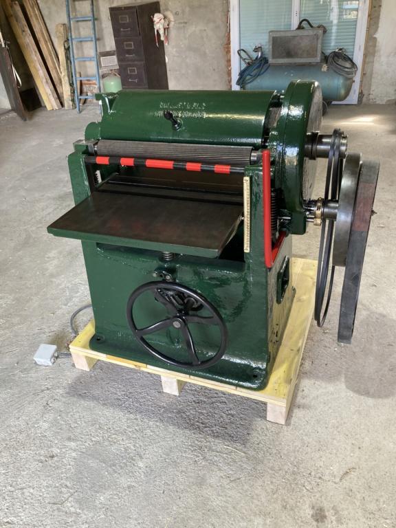 restauration anciennes machines bois Guillet & Fils - Page 9 Img_2817