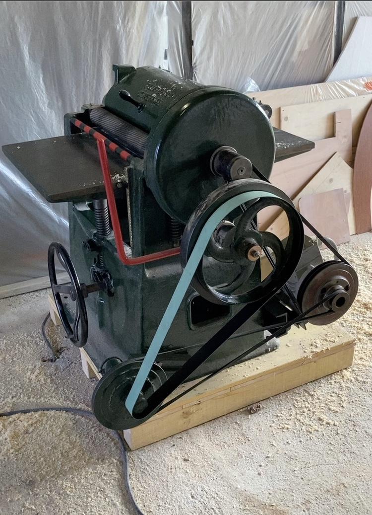restauration anciennes machines bois Guillet & Fils - Page 9 Img_3410