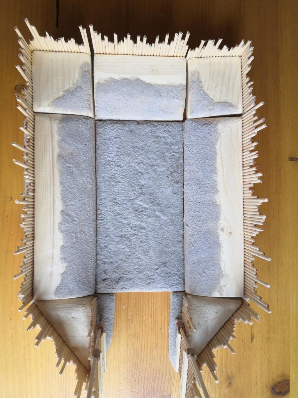 Tuto fort en bois avec palissades P_110