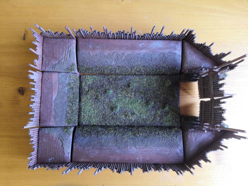Tuto fort en bois avec palissades P_112