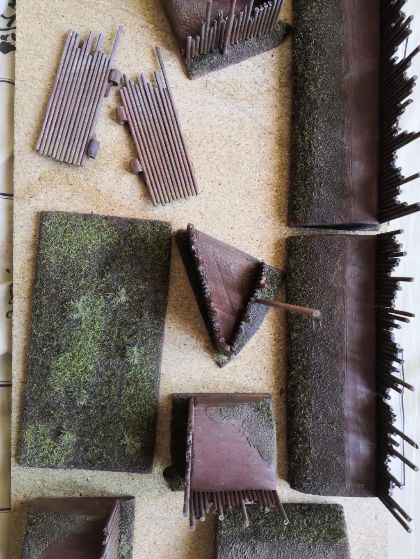 Tuto fort en bois avec palissades P_313