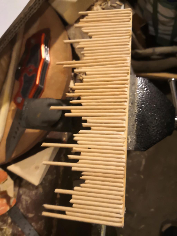 Tuto fort en bois avec palissades P_3_210