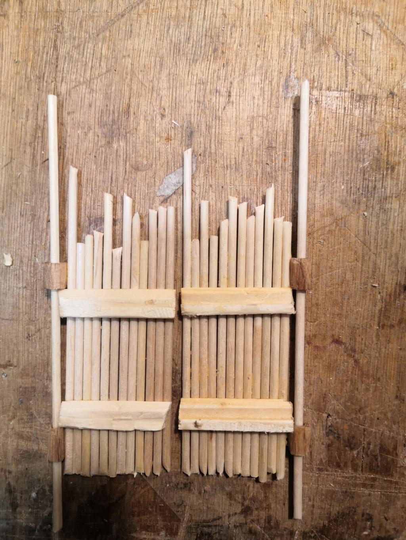 Tuto fort en bois avec palissades P_4_210