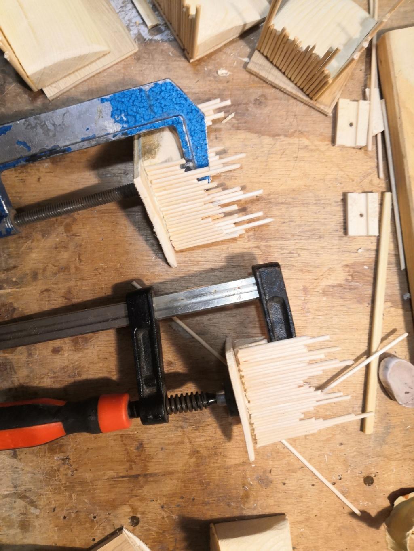 Tuto fort en bois avec palissades P_510