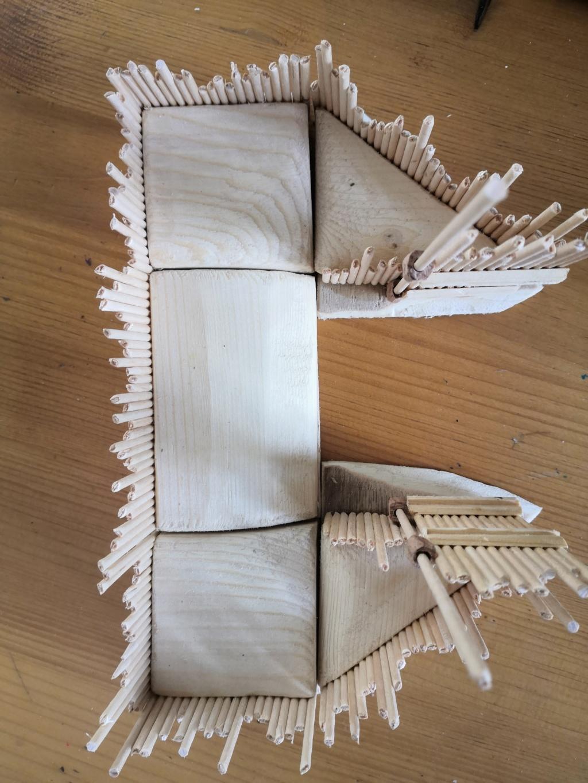 Tuto fort en bois avec palissades P_710