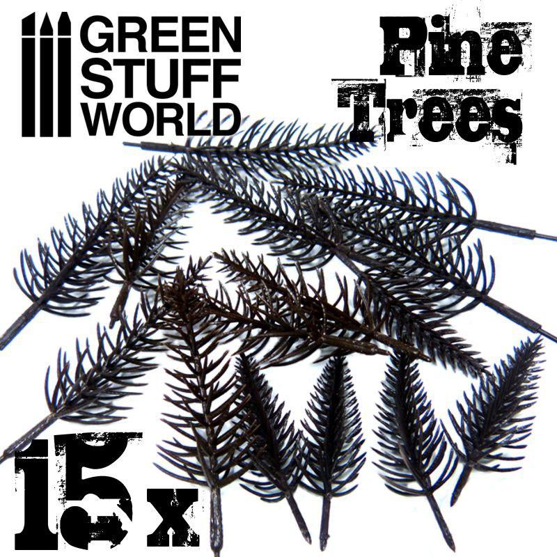 Forêt de conifère modulable (sapin GSW) Pine_t10