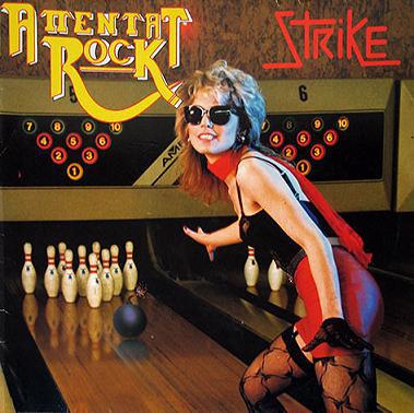 ATTENTAT ROCK   'STRIKE' Front15