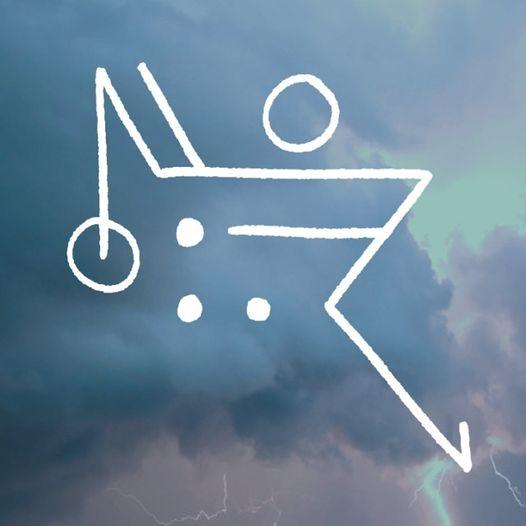Символ грозы 16579610