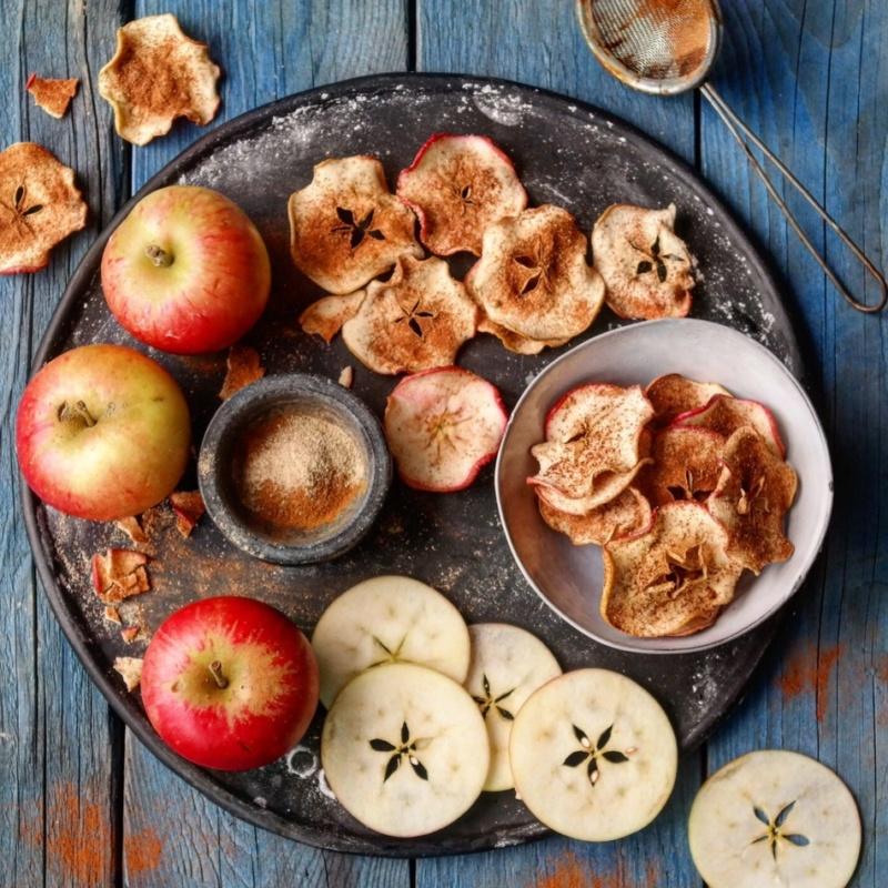 Яблочные чипсы изобилия 1c852810