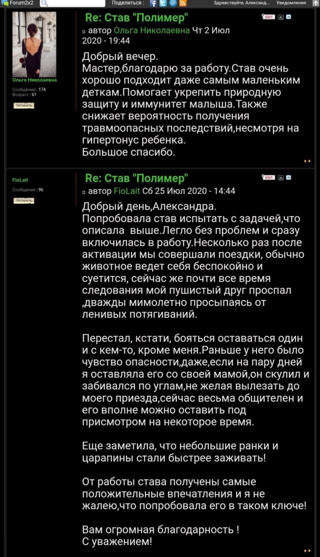 """Став """"Полимер"""" Screen96"""