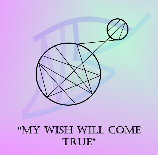 """Сигила """"Мое желание сбудется"""" Tumblr68"""