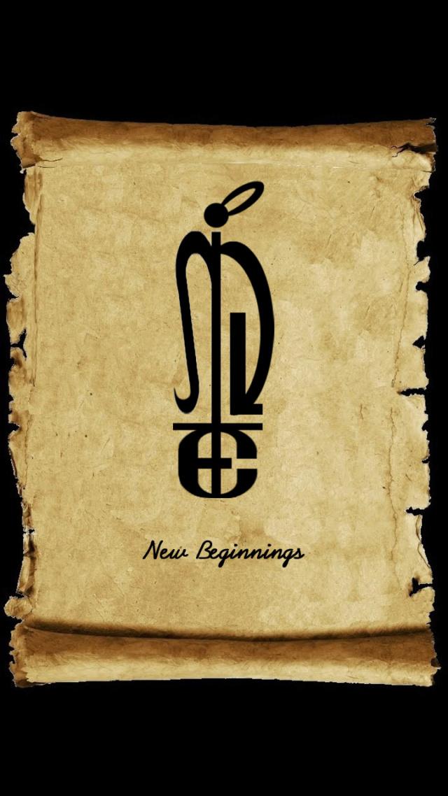 "Сигила ""New Beginnings"" Tumblr69"