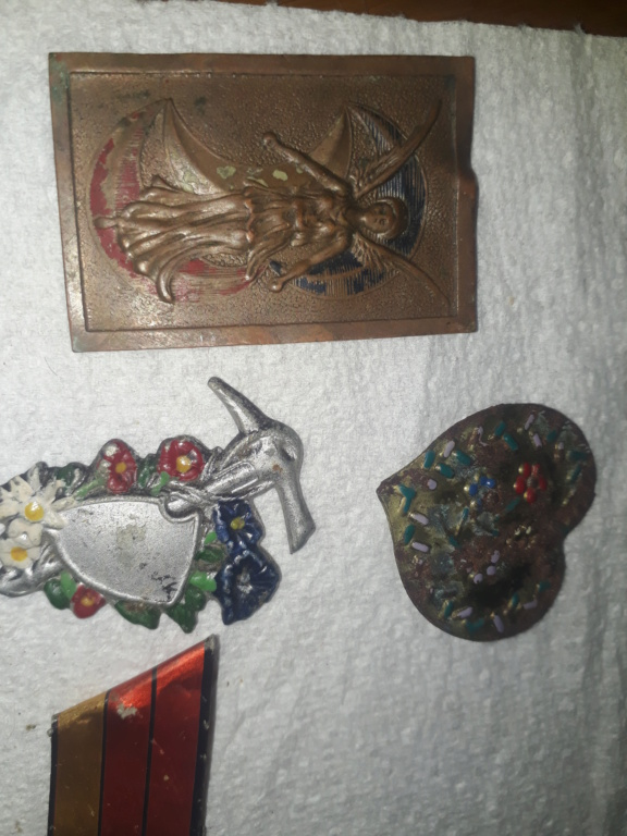 Insignes, pin's et écussons divers 16217815