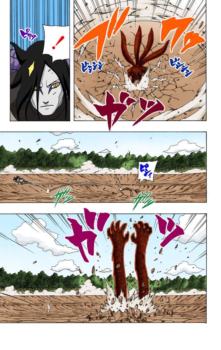 Sasuke (Hebi) vs. Orochimaru 0008510
