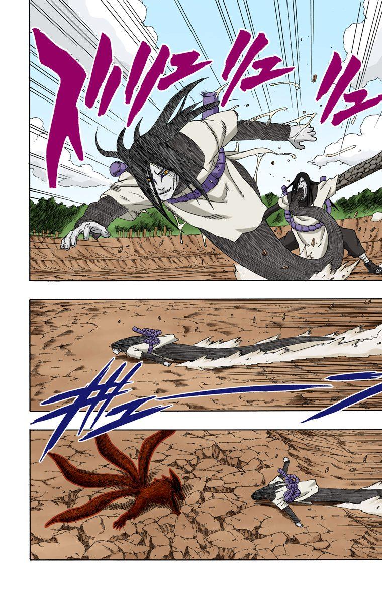 Sasuke (Hebi) vs. Orochimaru 0008810